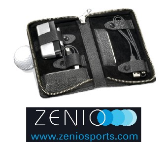 Zenio in carry pouch