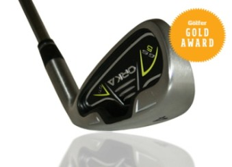 ORKA GS5 iron head